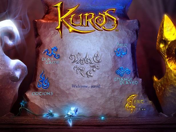 2012 — Kuros (MacOSX, iOS iPad)