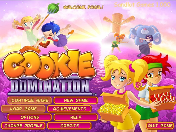 2012 — Cookie Domination (MacOSX, iOS iPad)