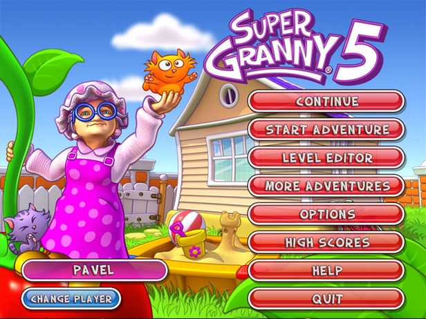 2012 — SuperGranny5 (MacOSX, iOS iPad)